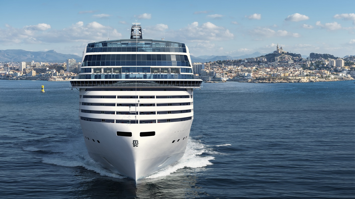 1-msc-world-europa-with-her-signature-90-degree-plumb-bow