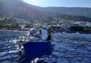 """Pescatori all'opera lungo le coste per la raccolta di marine litter con il FLAG """"Isole di Sicilia"""""""