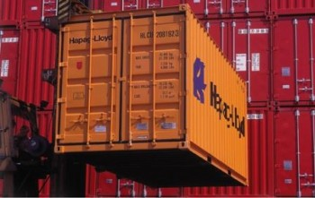 ContainerumschlagHandling containers