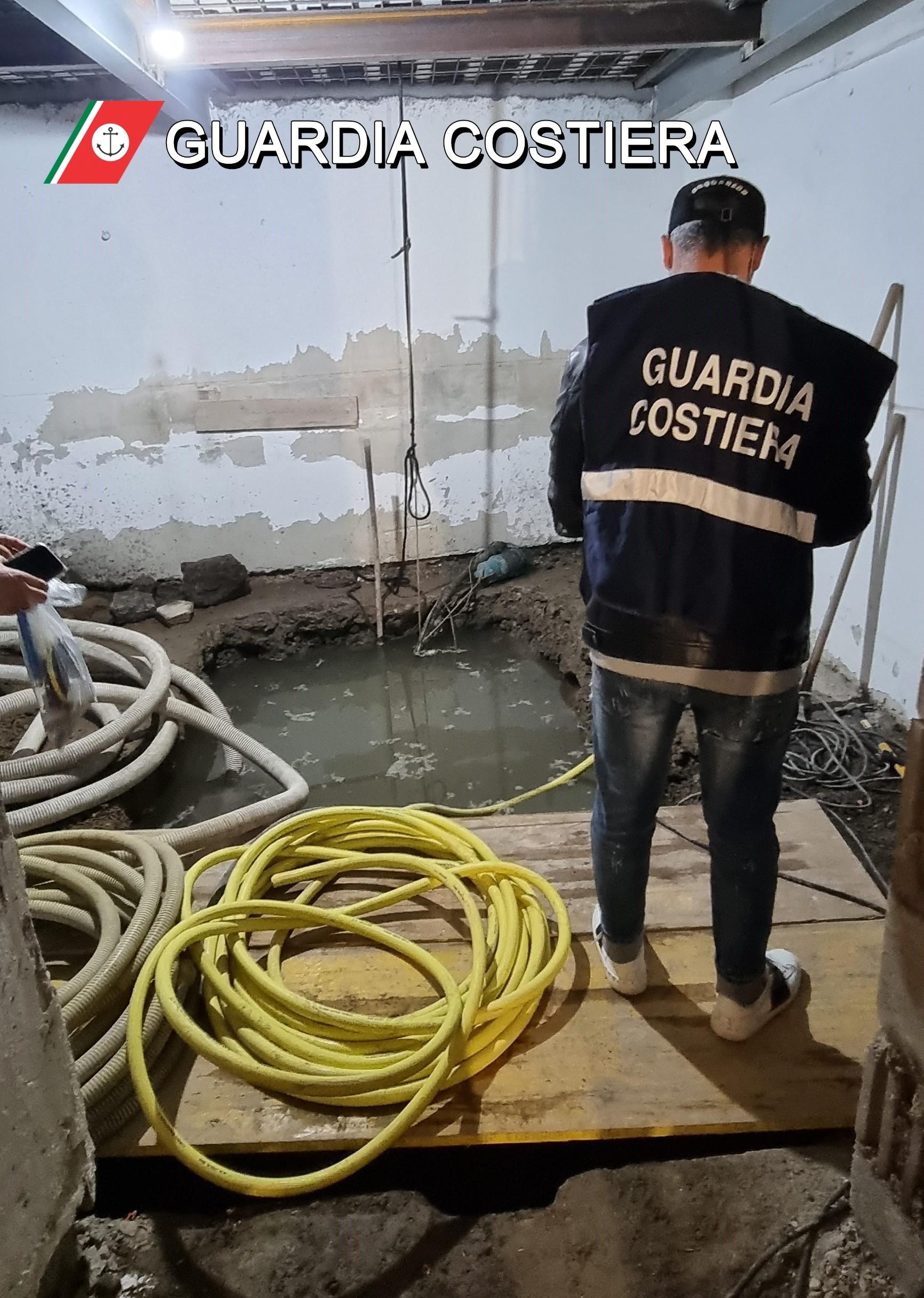 """Operazione Nazionale Di Contrasto Agli Illeciti Ambientali Denominata """"Onda Blu"""""""