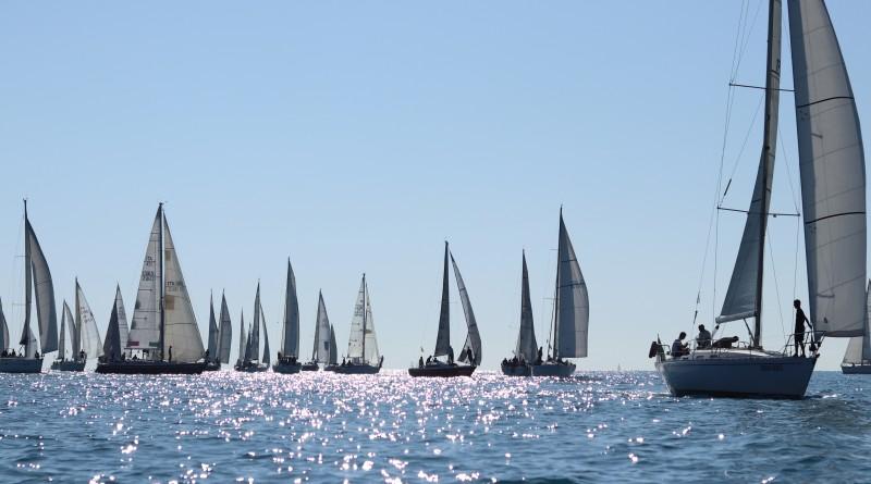 A Fiumicino riparte il Campionato Invernale di vela d'altura