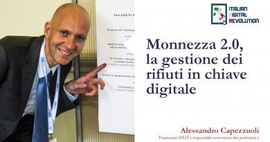 Monnezza 2.0, la gestione dei rifiuti in chiave digitale