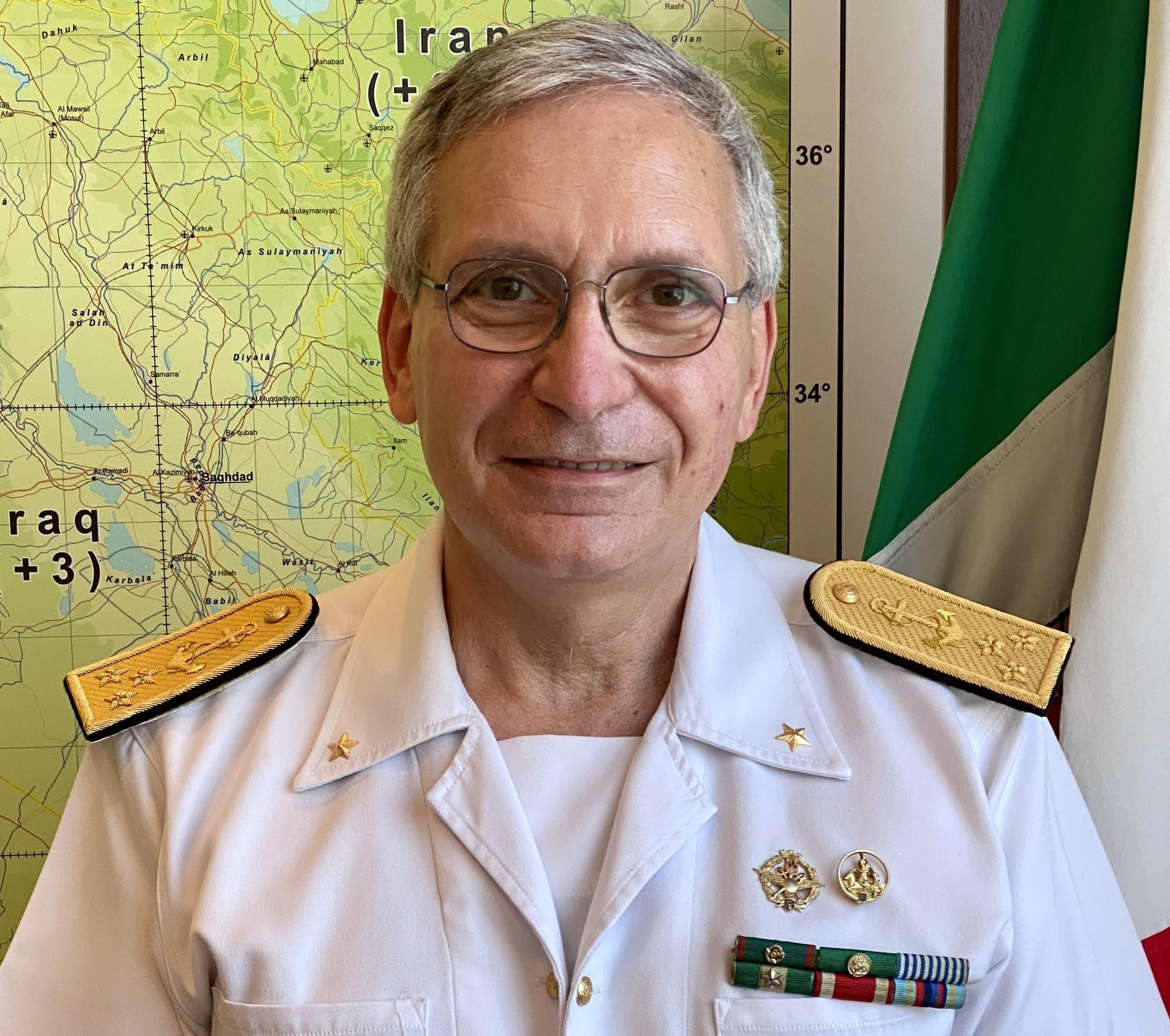 Controlli Ambientali Marini: collaborazione <br />tra Marina Militare e MiTE
