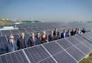 Barricalla inaugura il nuovo parco fotovoltaico