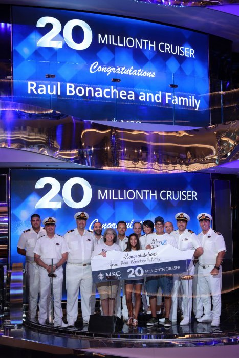 20 Millionth Cruiser