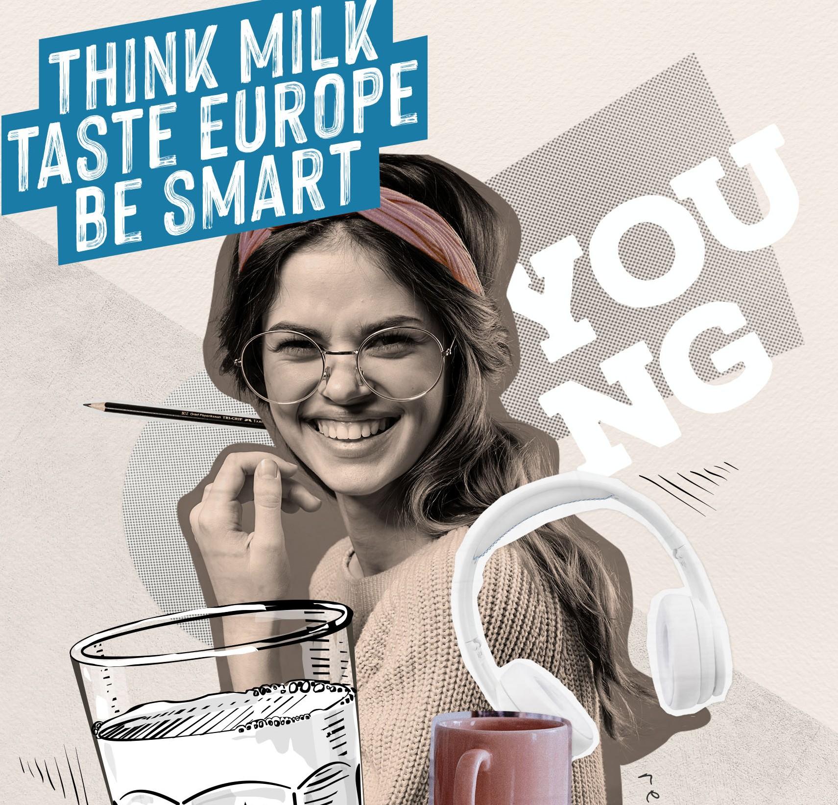 """Il Progetto """"Think Milk, Taste Europe, Be Smart!"""" debutta in Germania"""
