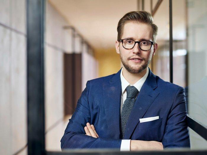 Christian Berner CEO Berner Group