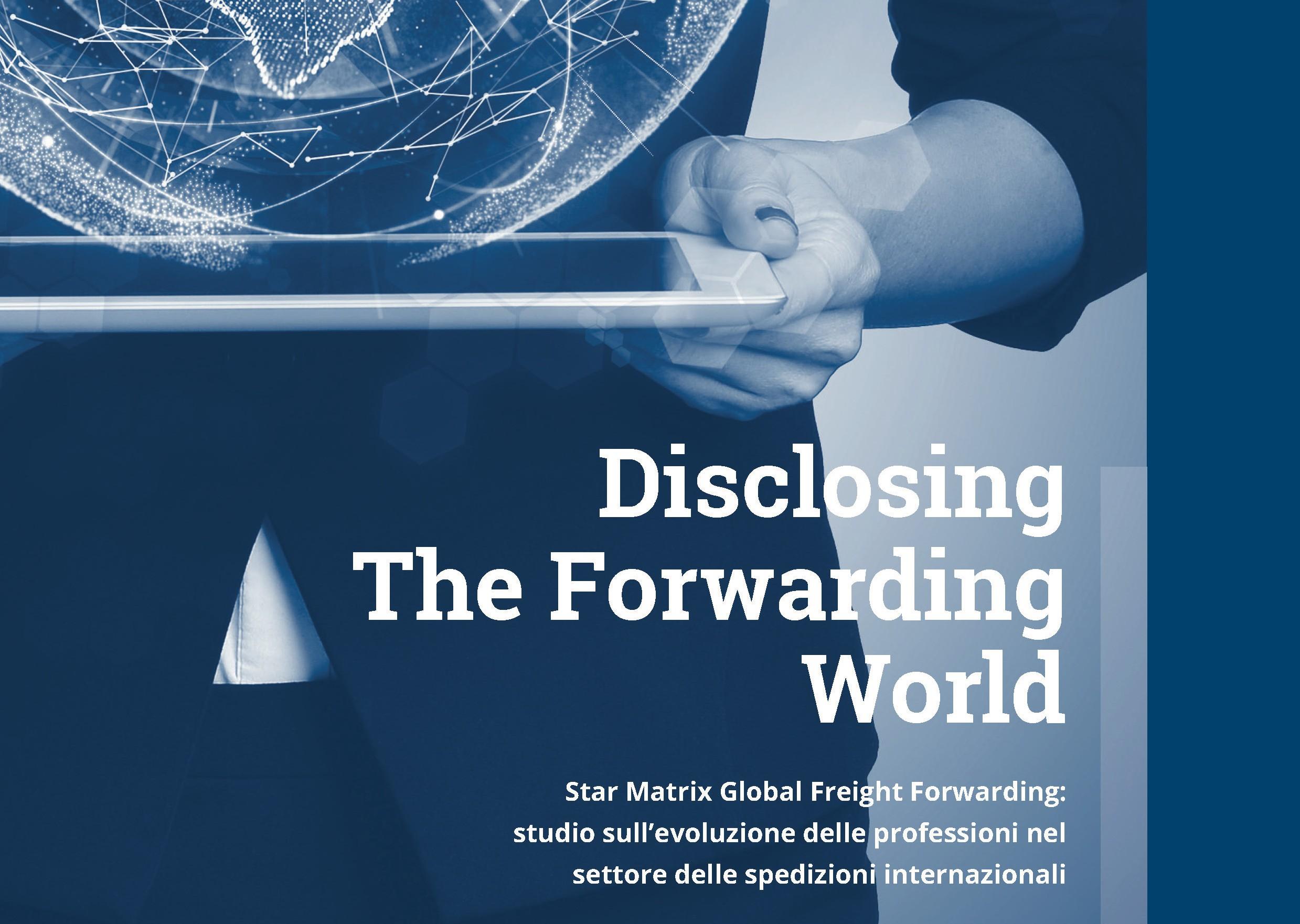 Studio sull'evoluzione delle professioni nel settore delle spedizioni internazionali