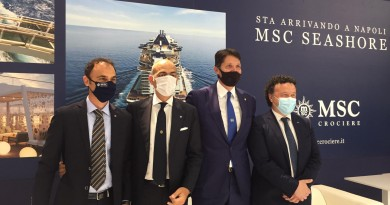 BMT 2021:  MSC Crociere ancora protagonista
