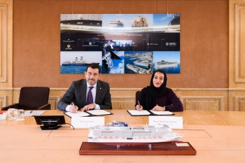 MSC Abu Dhabi Signing