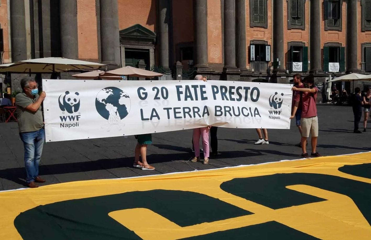 Al G20 di Napoli buoni segnali su ambiente e biodiversità, qualche progresso su clima