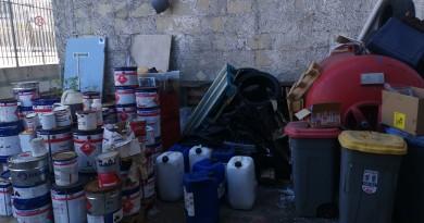 La Guardia Costiera di Napoli sequestra 3 tonnellate di materiale pericoloso