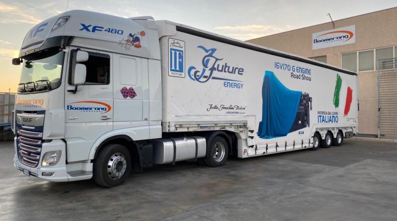 Isotta Fraschini Motori: al via Road Show per promuovere ill Made in Italy nel settore dei gruppi elettrogeni