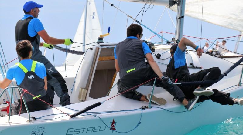 Il Circolo Canottieri Aniene vince a Santa Marinella