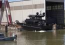 Varo Tecnico per LC SUPERFAST,  prima costruzione di Vittoria Yachts