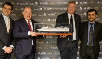 MSC CRUISES AND ETIHAD AIRWAYS TO PROVIDE BEST-IN-CLASS EXPERIENCE IN THE AIR AND AT SEA FOR EUROPEAN GUESTS