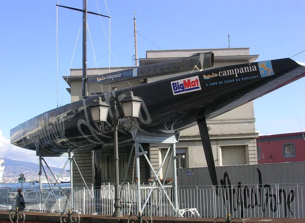 Marina Militare Napoli: precisazione su Mascalzone Latino