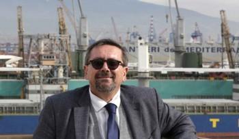 Pietro Spirito alla presidenza dell'Autorità Portuale del mar Tirreno centrale.