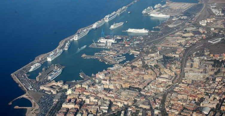 Porto di Civitavecchia