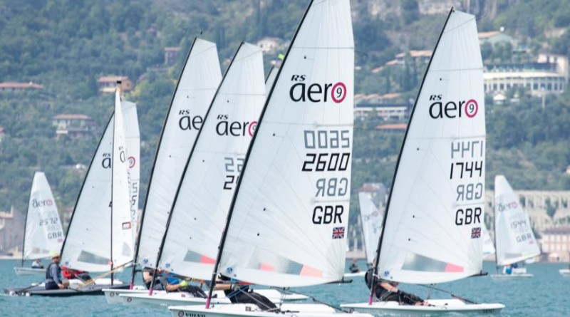 RS Aero in regata. Ad Ostia l'assegnazione del titolo italiano