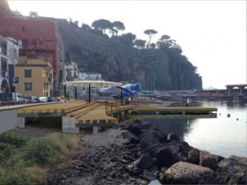 Rendering - Marina di Cassano