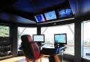 """Fincantieri porterà l'innovativa consolle  """"Light Bridge Console"""" al Monaco Yacht Show"""