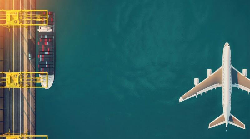 GEODIS offre ai suoi clienti carburanti sostenibili per il trasporto aereo e marittimo
