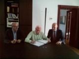 Ugo Campaner, Paolo Costa, Andrea Cosentino 2