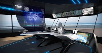 Pininfarina e Vard Electro presentano una nuova helm station al Monaco Yacht Show, Stand QJ20