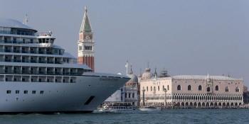 Venezia: grandi navi
