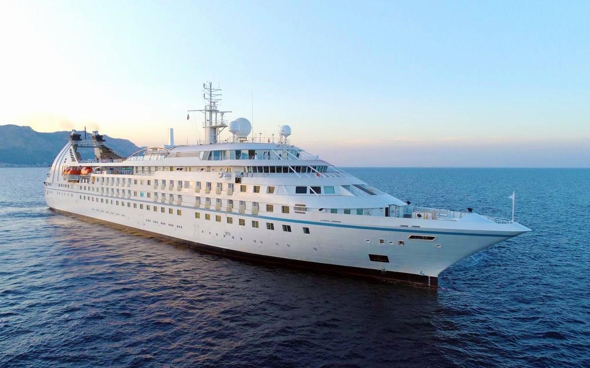 """Consegnata nello stabilimento Fincantieri di Palermo la nave """"Star Pride"""""""