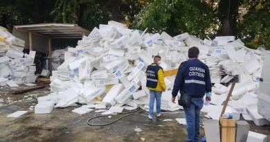 Blitz della Guardia Costiera di Genova: sequestrato ingente quantitativo di prodotti ittici tra Como e Milano
