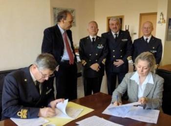 accordo guardia costiera ambiente