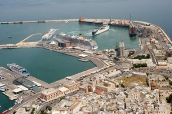 bari porto