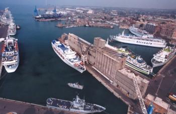 civitavecchia porto