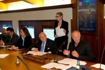 conferenza stampa Ottobre Blu Chioggia
