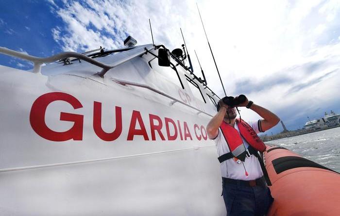 Guardia Costiera di Genova, controlli in mare