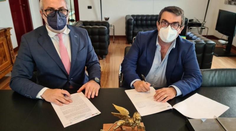 Venezia, siglata convenzione per tre locali a titolo gratuito fra AdSP e Ufficio di Sanità Marittima