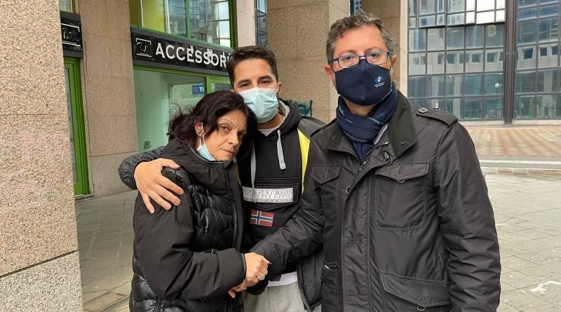 La mamma di Antonio Natale: voglio giustizia per mio figlio