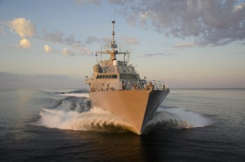 LCS 3 Sea Trials