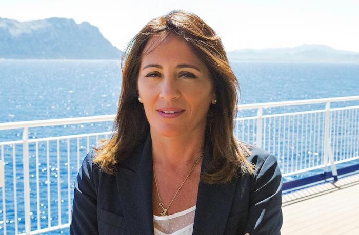 Francesca Marino, Passenger Manager di Grimaldi Lines