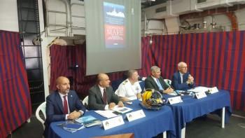 Calendario Marina Militare 2019.Marina Militare Presentazione Del Libro Geopolitica Del