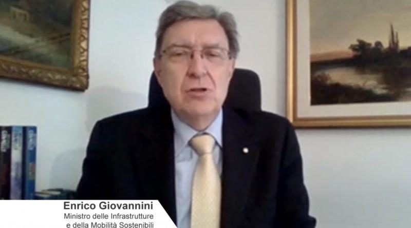 Pnrr: il Ministro Giovannini, cruciale il ruolo dell'Anac