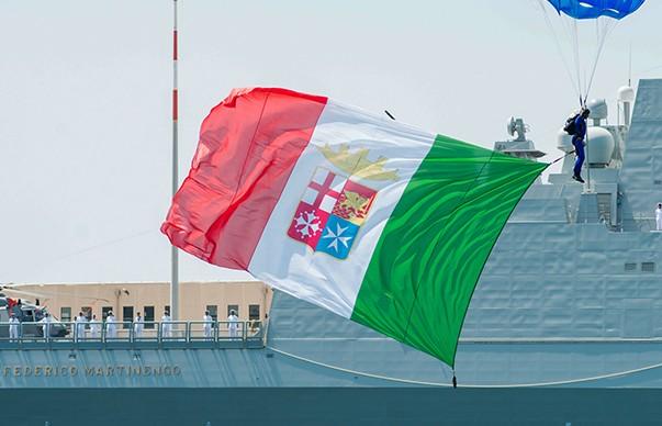 A Brindisi la Cerimonia in ricordo dei marinai caduti in mare
