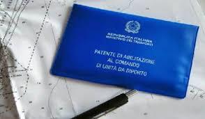 patente-nautica