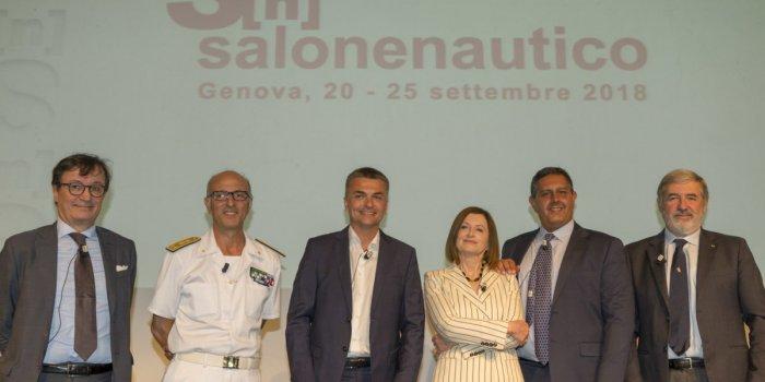 Press Conference 58 Salone Nautico Genova
