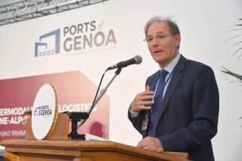 Porti e intermodalità, un seminario a palazzo San Giorgio