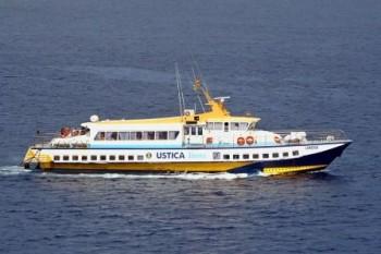 Linosa - Ustica Lines;